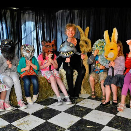 Children's Masked Theatre